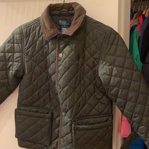 Polo Ralph Lauren boys quilted jacket size 6